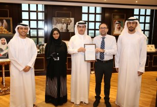 DEWA receives ISO 270372012 certificate