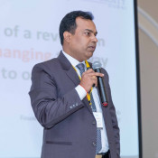 Dr. Vinod Kumar Shukla - Monitoring of potentially hazardous environments with IoT for improved safety