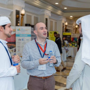 The forum offered ample opportunities for networking and discussion