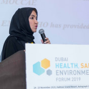 Dr. Maisoon Ali Alshaali - UAE national health & climate change strategic framework