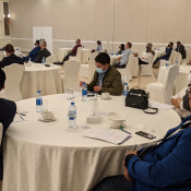 Audience at the HSE UAE Forum 2021