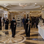 Registration at the HSE UAE Forum