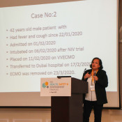 Dr. Naheed Elahi of Dubai Health Authority on Saving lives with ECMO during the pandemic