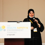 Dr. Naseem Rafee of Dubai Municipality on Role of DM in COVID-19 epidemic control in emirates of Dubai