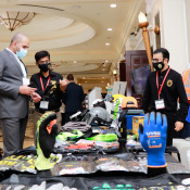 Safety Plus (Raja Trading) at the 6th edtion of HSE UAE Forum