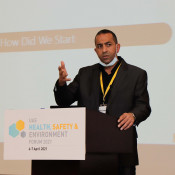 Shoukry Anwar - Case Study Online HSE Training - The New Normal