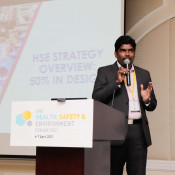 Sutharson Sathaiah of Global Village on Building a successful HSE strategy