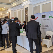 Vinner (Vin Technology) display their solutions at the HSE UAE Forum